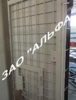 Дверь взломостойкая VII (7) класса в хранилище Альфамет